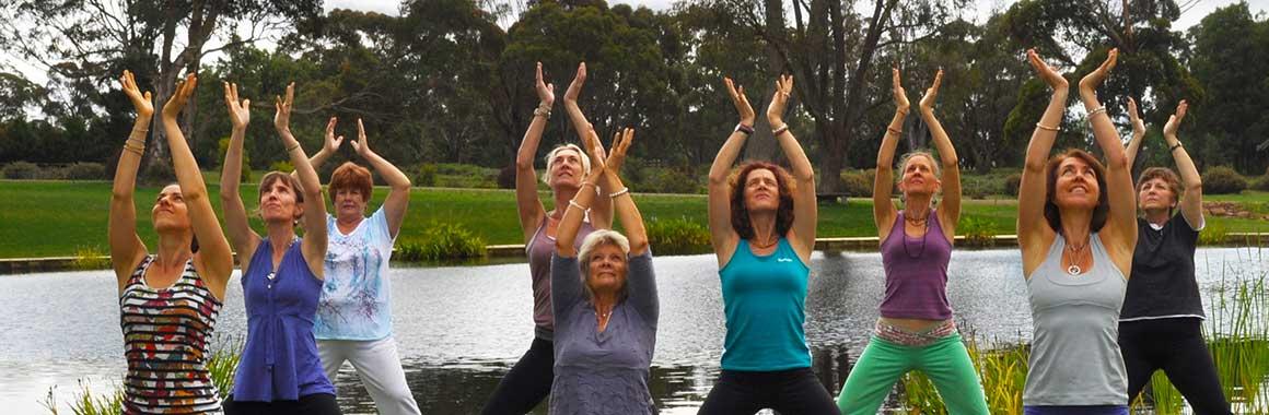 Group photo - Dru Dance retreat
